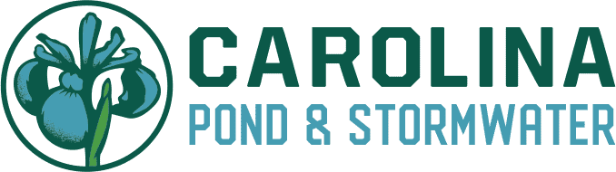 Carolina Pond and Stormwater Logo.
